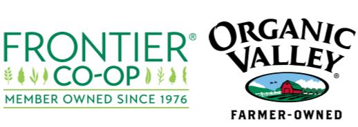 Frontier Coop and Organic Valley